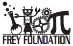 Frey Fdtn black logo